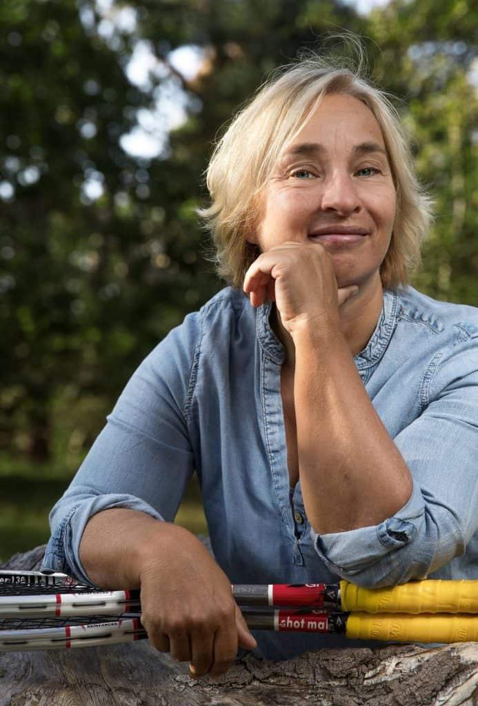 Babette Hoogendoorn portret